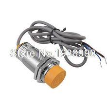 LJC30A3-H-Z/AY 1-25mm Capacitance Proximity Sensor Switch PNP NC DC 6-36V 300mA