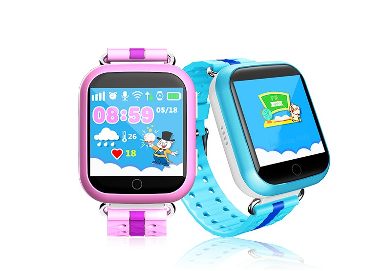 GPS smart watch Q750 Q100 baby watch with Wifi 1.54inch touch screen SOS Call Location Device Tracker for Kid Safe PKQ60 Q80 Q90(China (Mainland))