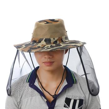 Anti-Mosquito-Outdoor-Climbing-Hiking-Hu