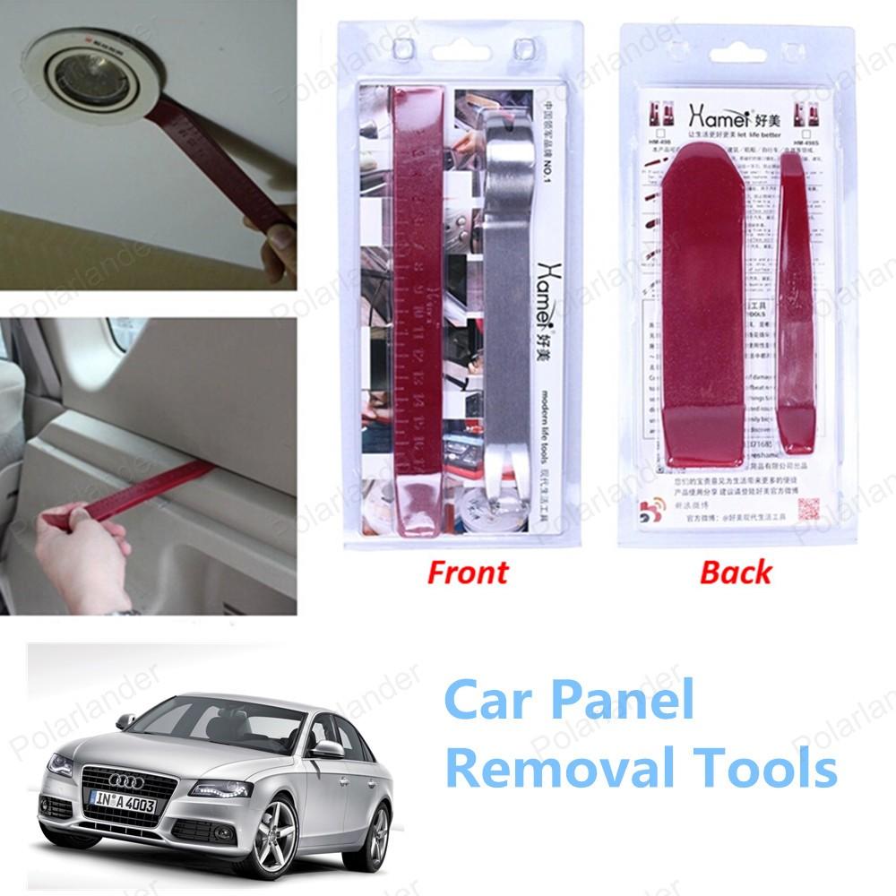 Высокое качество ремонт автомобилей комплект инструментов автомобиля средство для удаления панели комплект инструментов 4 шт./компл.