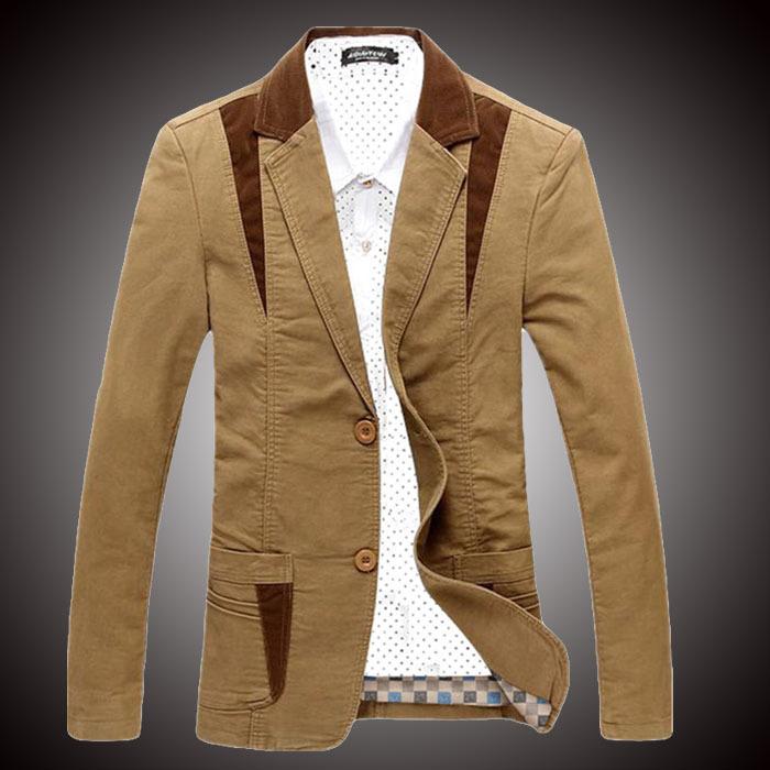 Cheap Designer Urban Clothes For Men New Fashion Men Blazers Slim