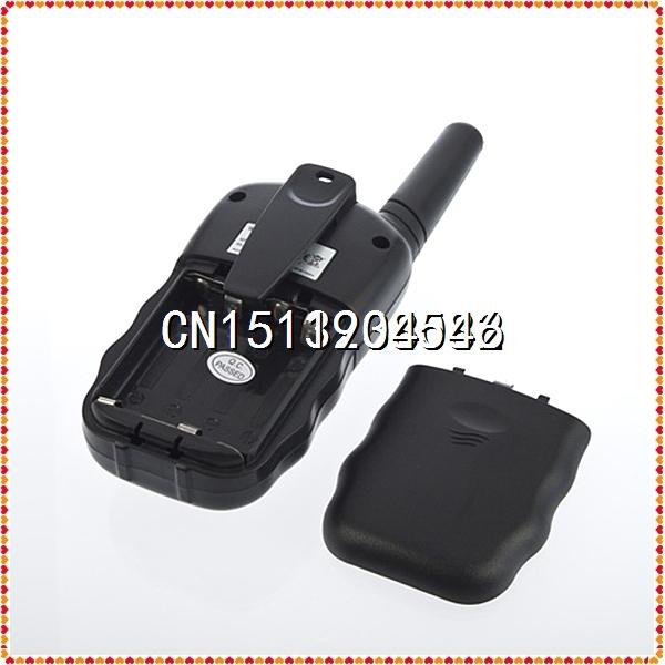 2Pcs LCD 5km UHF Auto Multi Channels Radio Wireless Walkie Talkie(China (Mainland))