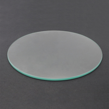 3D printer high borosilicate glass circular plate diameter 180mm thick 3mm for 3d printer kit part Rostock delta KOSSEL