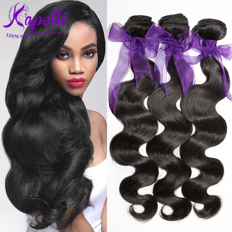 Modern Show Annabella Rosa Hair Products Malaysian Virgin Hair Body Wave Human Hair Weave 4 Bundles 7A Unprocessed Virgin Hair<br><br>Aliexpress