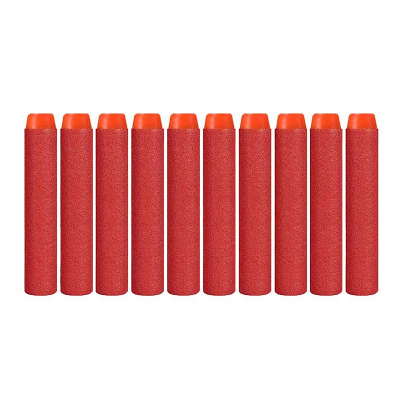 100pcs Kid Toy Gun 7.2cm Refill Darts for Nerf N-strike Elite Series Blasters(China (Mainland))