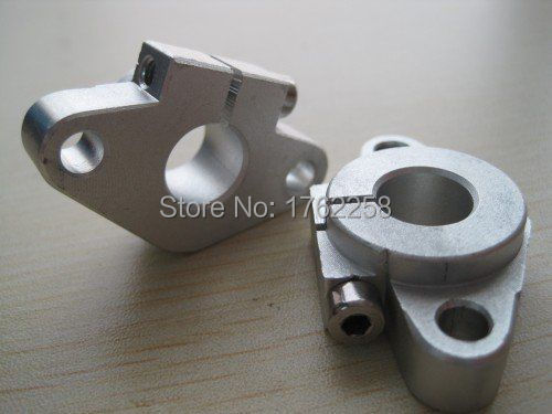 4pcs/lot Free shipping SHF16 16mm linear rail shaft support XYZ Table CNC Router(China (Mainland))