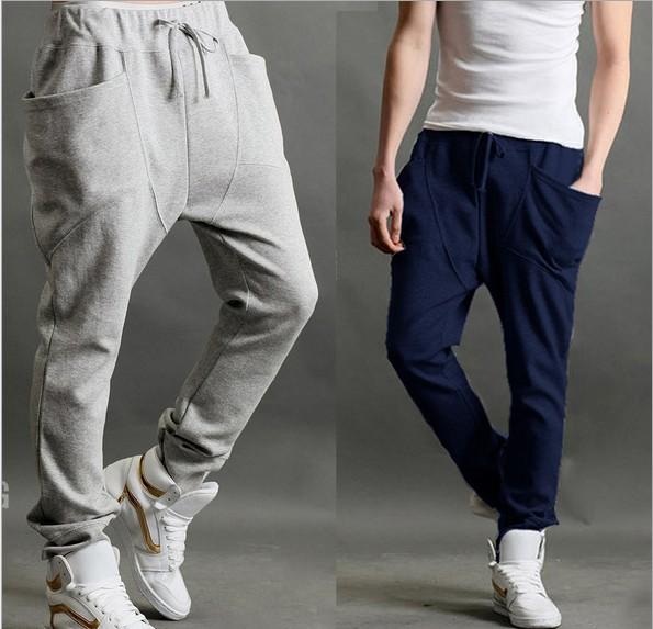 Sarouel Pants Men