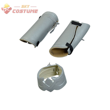 Batman v Superman: Dawn of Justice Wonder Woman Bracers For Halloween Party Adult Women Cosplay Accessories(China (Mainland))