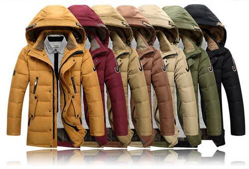 Man Plus size New Casual White Duck Down Jacket Winter Coat Down &amp; Parkas 2014 Parka Men Mens Winter Jackets Freeshipping B1234Одежда и ак�е��уары<br><br><br>Aliexpress