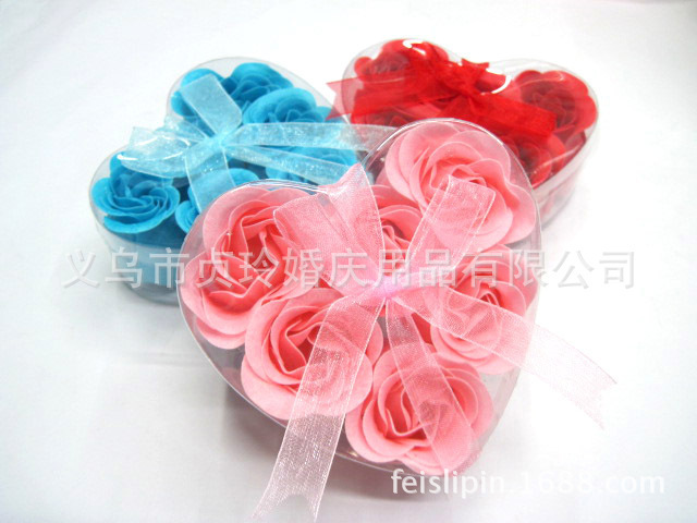 300 pcs free shipping Teachers' Day holiday gifts handmade soap flower wholesale rose soap flower gift wedding gift ideas(China (Mainland))