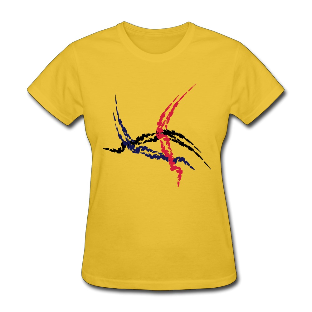 T shirt women solid scars flag vec 3 personalize women t for Lowest price custom t shirts