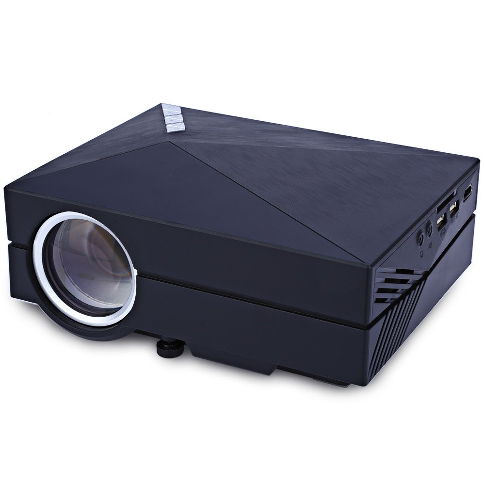 Crenova gp70 lcd portable projector av in sd usb vga hdmi for Which mini projector