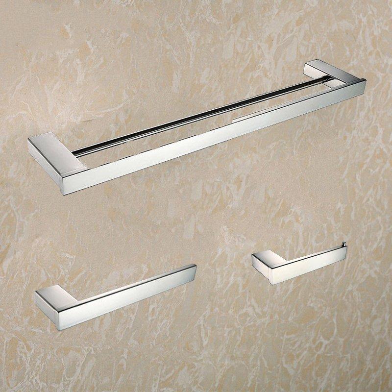 Compra accesorios de ba o de acero inoxidable online al for Accesorios para el bano en acero inoxidable