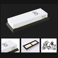 taidea 1000/3000 Грит сочетание корунд Ветстоун двусторонняя Нож заточки каменная кухня точилка для ножей