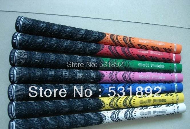 2013 New Wholesale hot NDMC Golf grips 9 colors with high quality + Free Shipping<br><br>Aliexpress
