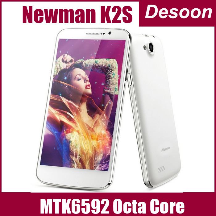 """In Stock Original Newman K2S MTK6592 Octa Core 1.7GHz Android 4.2 Phone 2GB RAM 32GB ROM 5.5"""" FHD 1920*1080 Camera 13.0MP/ Laura(China (Mainland))"""
