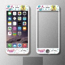 Hot Sale Rushed Fashion Nanometer Film Anti-knock Cute Cartoon Sponge Crayon Maruko Screen Protector For Iphones 6 6s 6plus