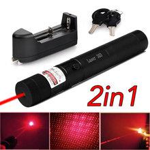 532nm/650nm Focus  Beam Laser Pointer Pen Green Laser Pointer dot 200mW burn match  Free Shipping(China (Mainland))