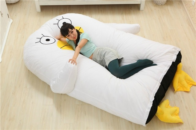 Dropshipping Japanese Anime Gintama Elizabeth Large Soft Cartoon Totoro Bed Mat Mattress Pad Japan Style Big Cushion Children(China (Mainland))