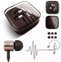 ban đầu xiaomi 2 piston 2 ii mi trong tai tai nghe headphone tai nghe earbud với điều khiển từ xa mic cho xiaomi redmi lưu ý điện thoại GOLDWAY