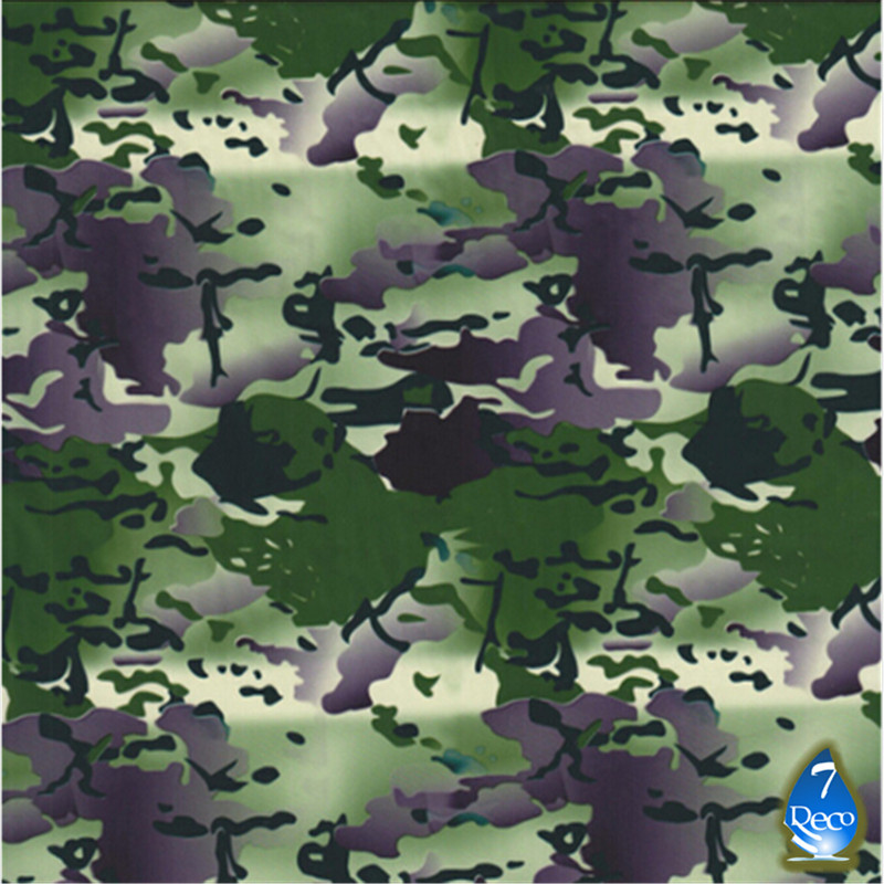 [Width 0.5M] FREE SHIPPING Camouflage Water Transfer Printing Film, 0.5M*10M Hydrographic film, Heat Transfer Vinyl(China (Mainland))