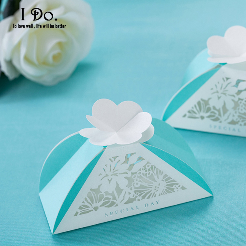 Wedding Favor Boxes For Chocolates : Cut Wedding Favor Boxes Wedding Candy Box Casamento Wedding Favors ...