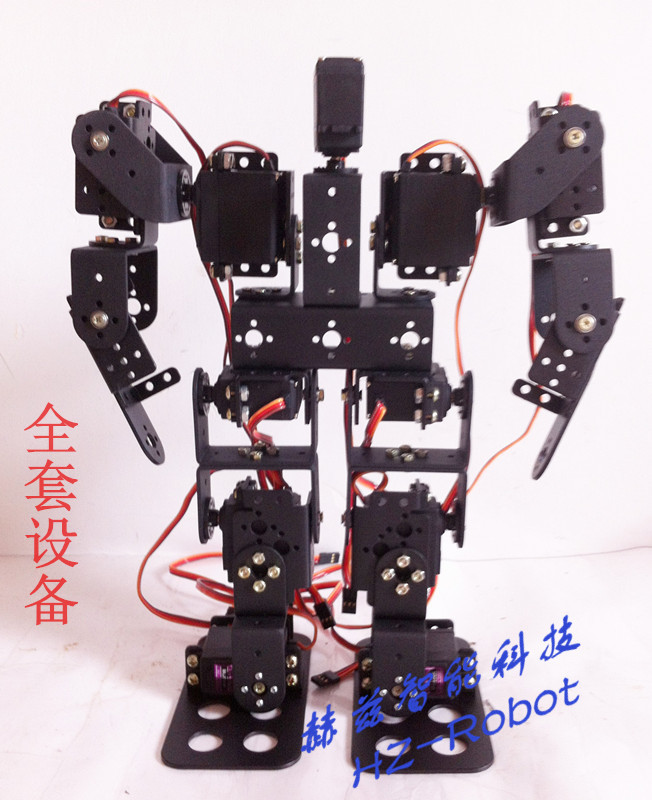 Здесь можно купить  13 dof biped robot/walking/dance robot/full set of configuration/teaching platform/competition 13 dof biped robot/walking/dance robot/full set of configuration/teaching platform/competition Игрушки и Хобби