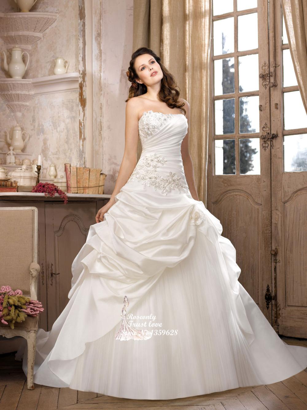 Vente sur les robes de mariage peinture for Kleinfeld mariage robes vente