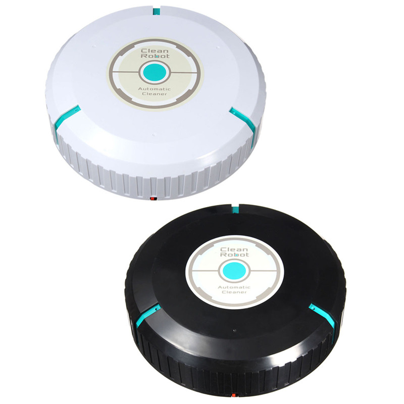 Mini Cleaning Home Auto Cleaner Robot Microfiber Smart Robotic Mop Dust Cleaner Cleaning Appliances(China (Mainland))