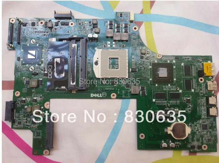 Фотография 50% off Sales promotion, FULL TESTED, N7010 laptop   motherboard