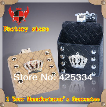 Brand New Luxury Mini Auto Car Storage Pouch Bag Car Accessories Free Gift Box Free Shipping