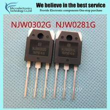 Buy 10PCS free NJW0281G NJW0302G NJW0281 NJW0302 TO-3P (5PCS* NJW0281G + 5PCS* NJW0302G ) stereo audio power amplifier for $11.18 in AliExpress store