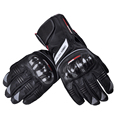 New winter carbon protection motorcycle gloves waterproof luva motocicleta motorbike motocross gloves guantes moto racing M