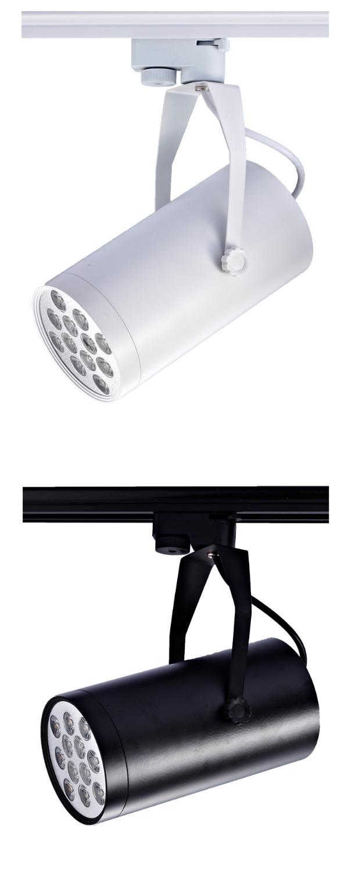 Ceiling Wall Spotlight : Led spotlight 5w 7w 9w 12w 18w track light LED lamp track spot light ceiling wall light Energy ...