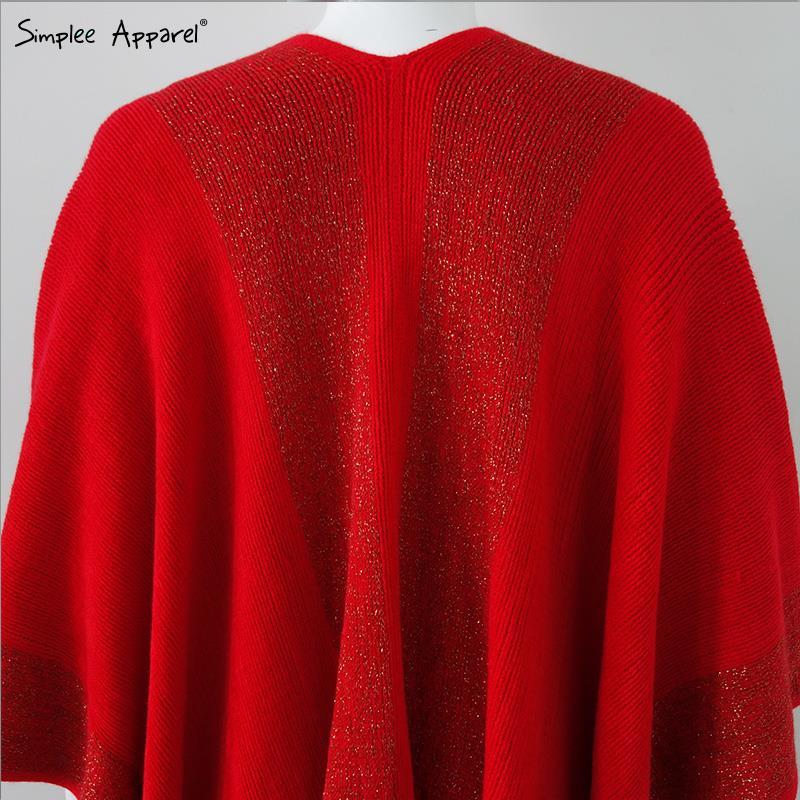 Пуловер Пончо Доставка