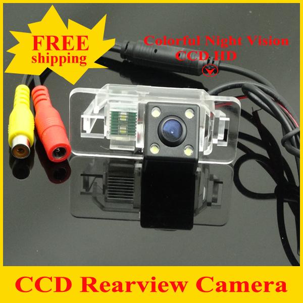 Special CCD Color Car Back Up Rear View Reverse Parking Camera for BMW E46 E39 BMW X3 X5 X6 E60 E61 E62 E90 E91 E92 E53 E70 E71(China (Mainland))
