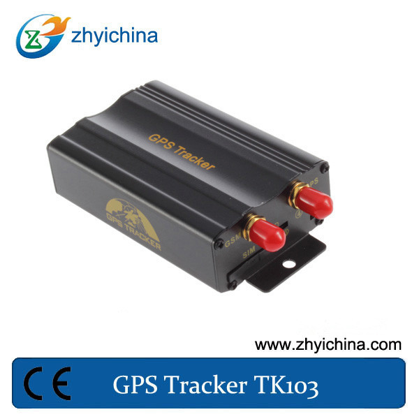 spanish.alibaba.com remote engine-stop and resume sim card 3g gps tracker TK103A-2 with Siren, USB cable and shock sensor(China (Mainland))