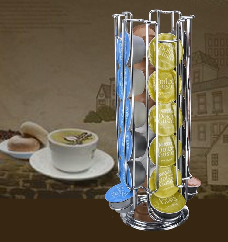 Держатель для капсул кофе