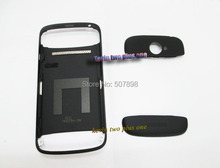 Hot sale! Original back housing case battery door cover For HTC One S Z520e with buttons+top/bottom cover,  free shipping.(China (Mainland))