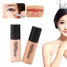 Hide Blemish Cream Concealer Stick Cover Dark Eye Circle Makeup Face Foundation sample size(China (Mainland))
