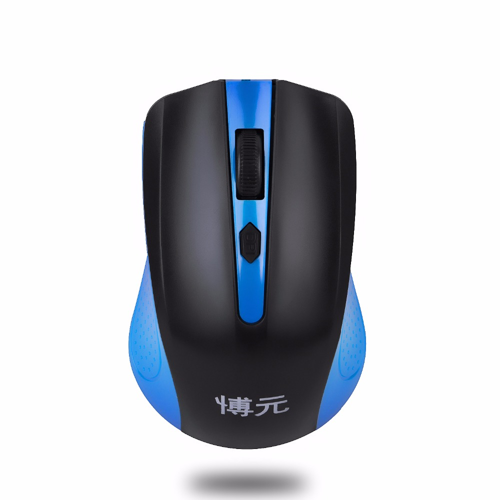 Boyuan Optical Wireless Mouse 2.4GHz Optical Wireless Mouse For Computer Laptop Desktop 1600DPI Adjustable Wireless Mouse BXY002(China (Mainland))