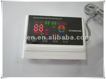 """Solar Water Heater Controller """"Champion"""" , Temperature Controller with Electric Heating Function supplied by Railen Factory"""
