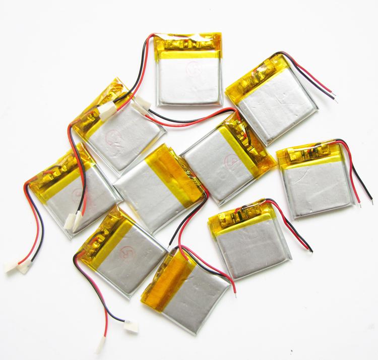 Аккумуляторы для MP3 / MP4-плеера Generic 10 x 3.7V 120mAh 032323 li/po Mp3 MP4 MP5 GPS PSP 3 7v lithium polymer battery 353560 830mah mp4 mp5 psp consoles gps navigator