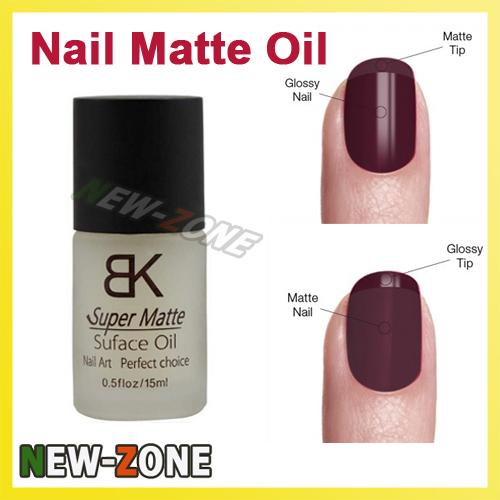 Magic Super matte surface Nail Polish oil Nail Art Matte Polish Perfect Choice 15ml(China (Mainland))