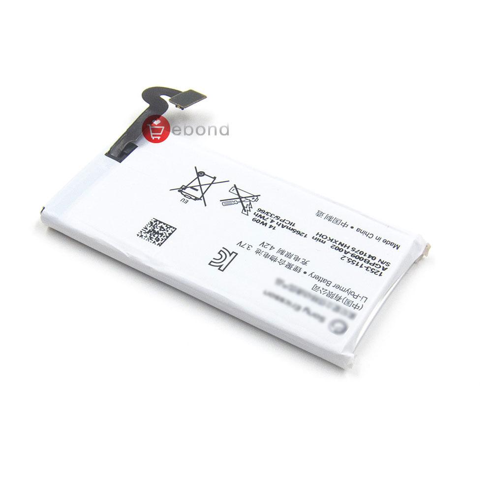 Li ion Parts Original Battery For Sony Ericsson Xperia Sola MT27i MT27 P5