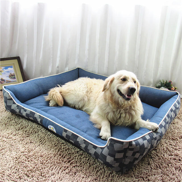 What size bed for golden retriever puppy