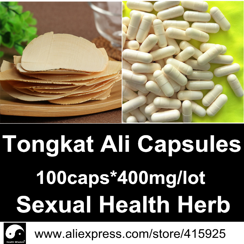 Natural Eurycoma Longifolia Jack Capsules Tongkat Ali Red Root Extract Caps Sexual Herb Products Dietary Supplements<br><br>Aliexpress