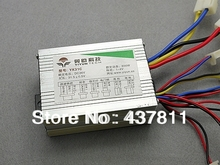 Motor Brush Speed Controller for Electric Bike Bicycle Scooter 36V 800W(China (Mainland))