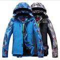 High Quality Winter Ski Jackets Waterproof Skiing Snow Skate Warm Snowboard Jacket Men Climbing Wear Mountaineering