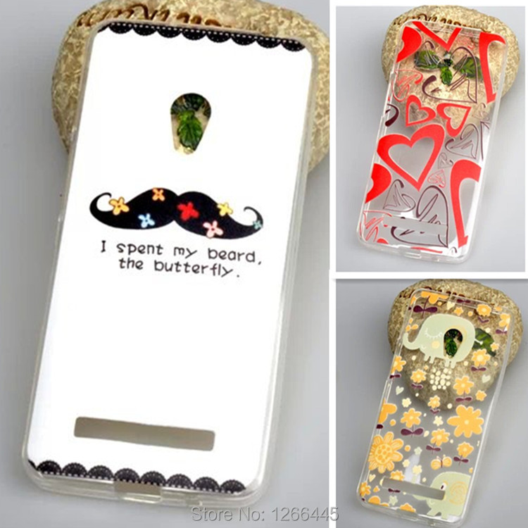 22 Lovely Designs Ultra-thin Plastic Hard Skin Shell TPU Case Cover ASUS ZenFone 5 back cover - Shenzhen LIBBY Electronic Co., Ltd store